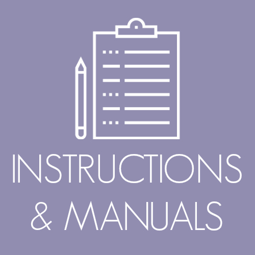 INSTRUCTIONS & MANUALS